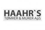 Haahrs Tømrer & Murer ApS