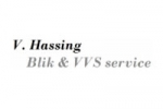 V. Hassing Blik og VVS Service